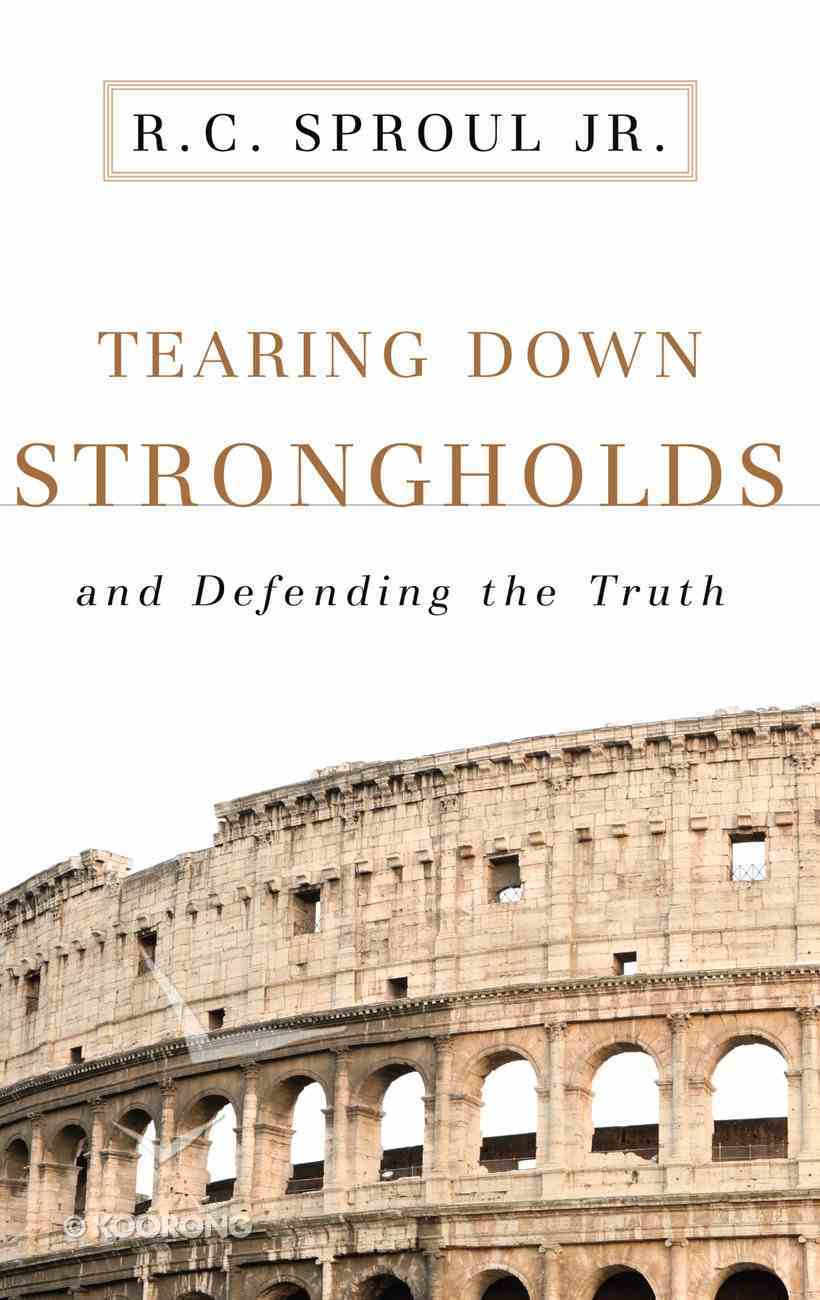Tearing Down Strongholds Paperback