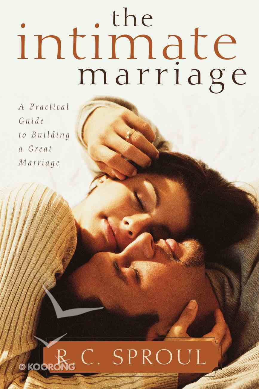 The Intimate Marriage Paperback