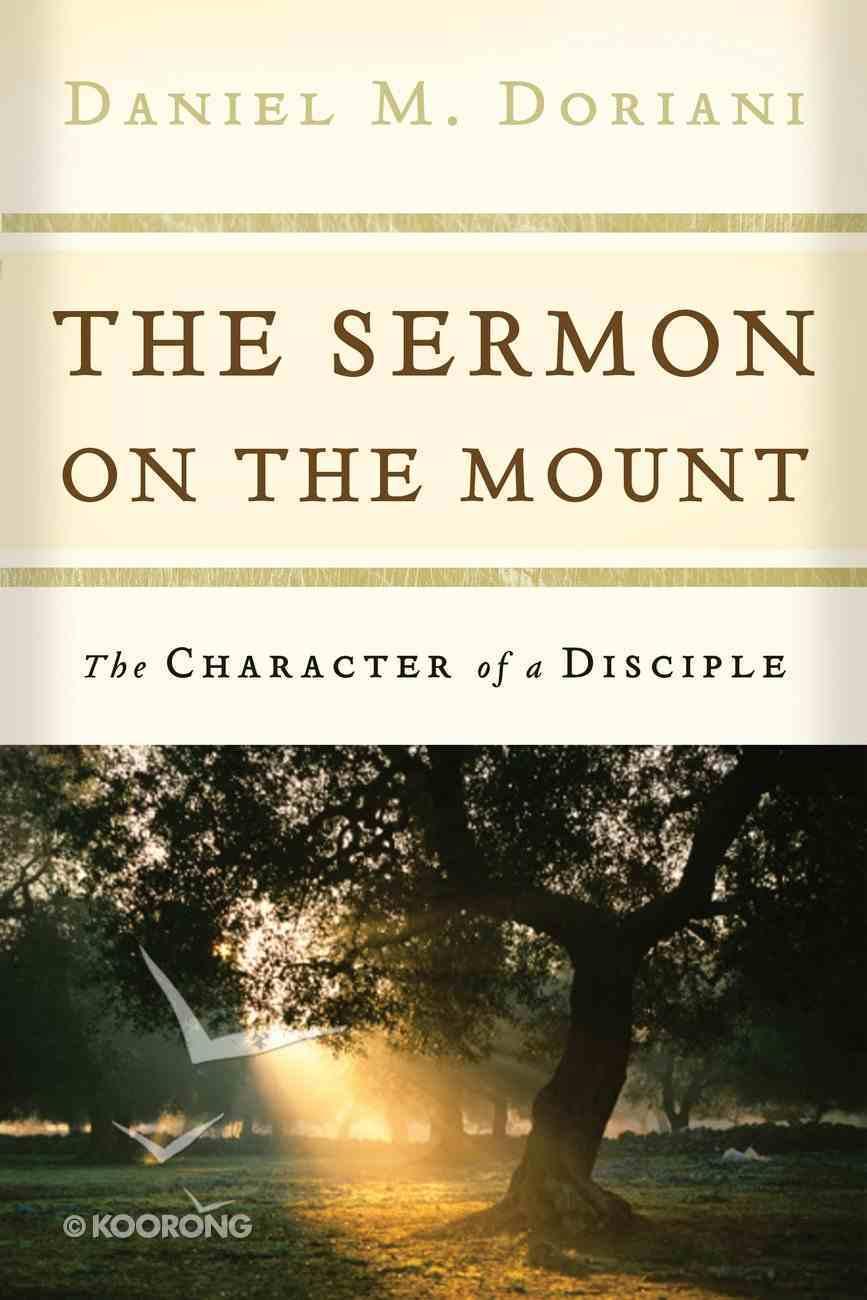 The Sermon on the Mount Paperback
