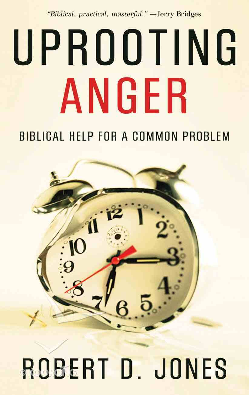 3idd4L: Anger: Calming Your Heart (31-day Devotionals For Life Series) Paperback