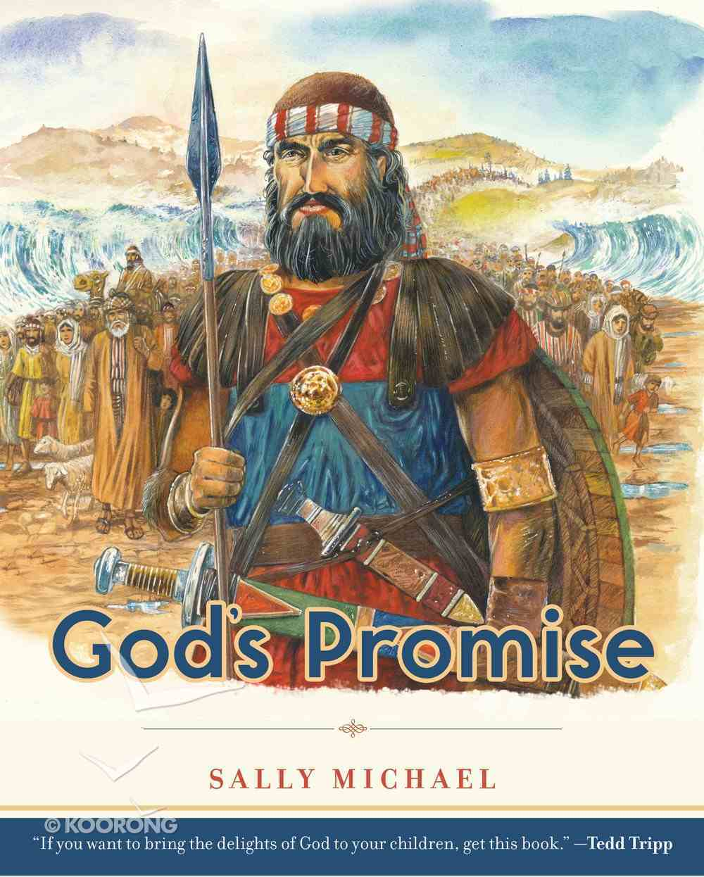 God's Promises (Making Him Known Series) Paperback