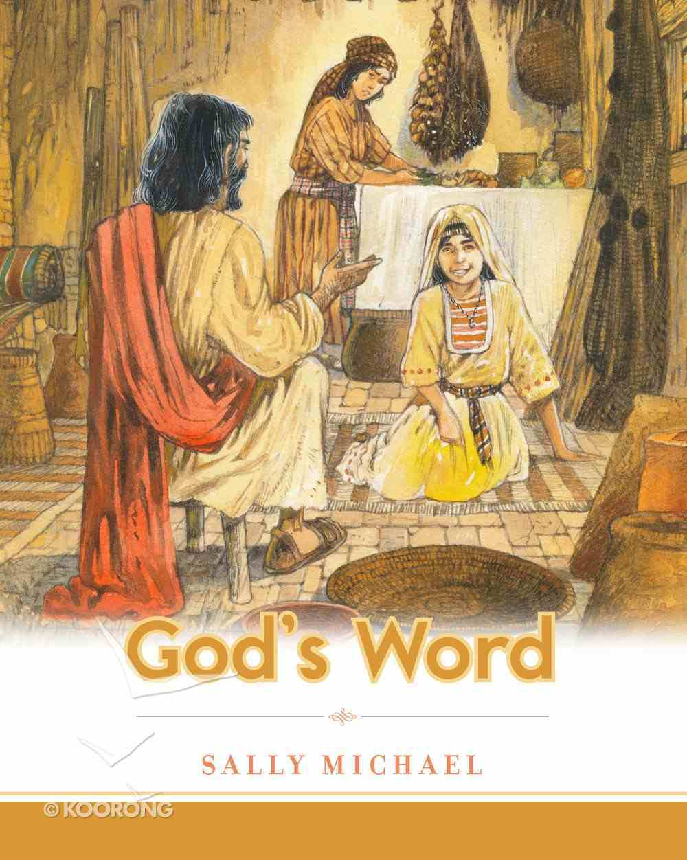 God's Word (Making Him Known Series) Paperback