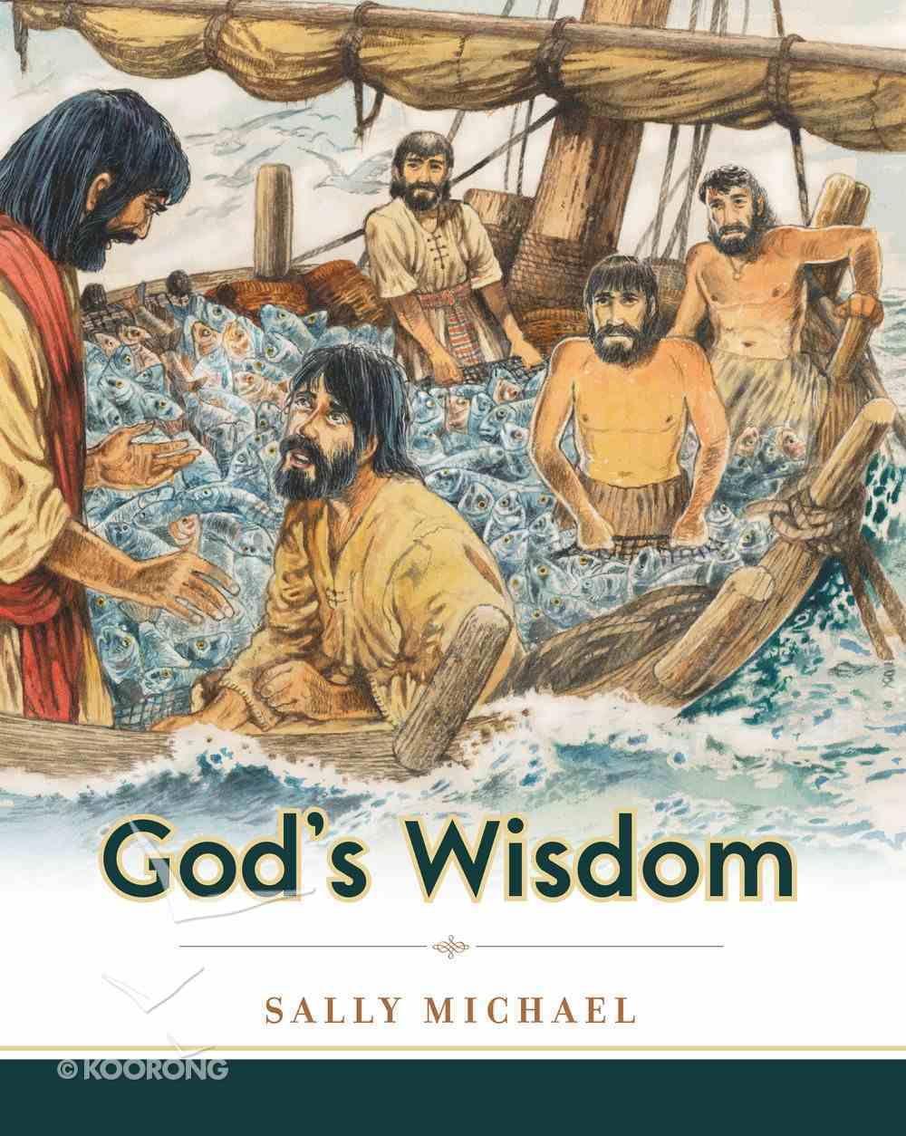 God's Wisdom (Making Him Known Series) Paperback