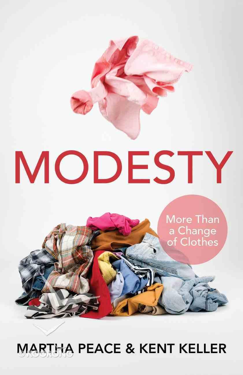 Modesty Paperback