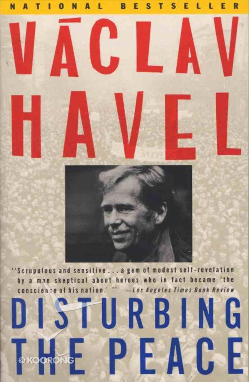 Disturbing the Peace Paperback