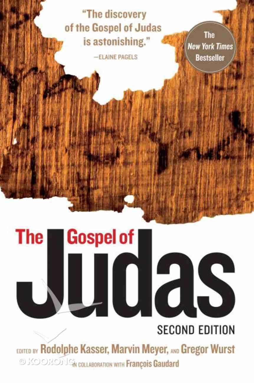 The Gospel of Judas (2nd Edition) Paperback