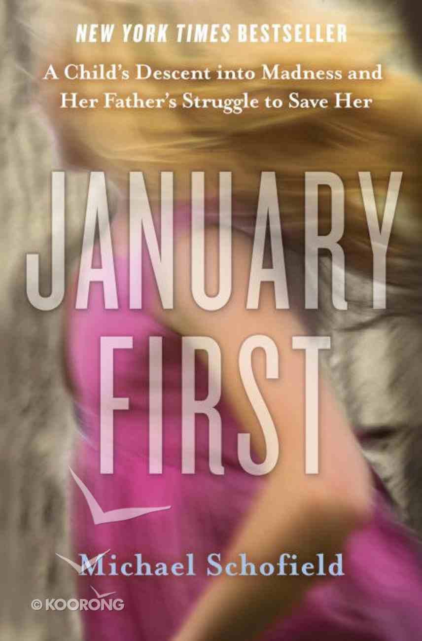 January First Hardback