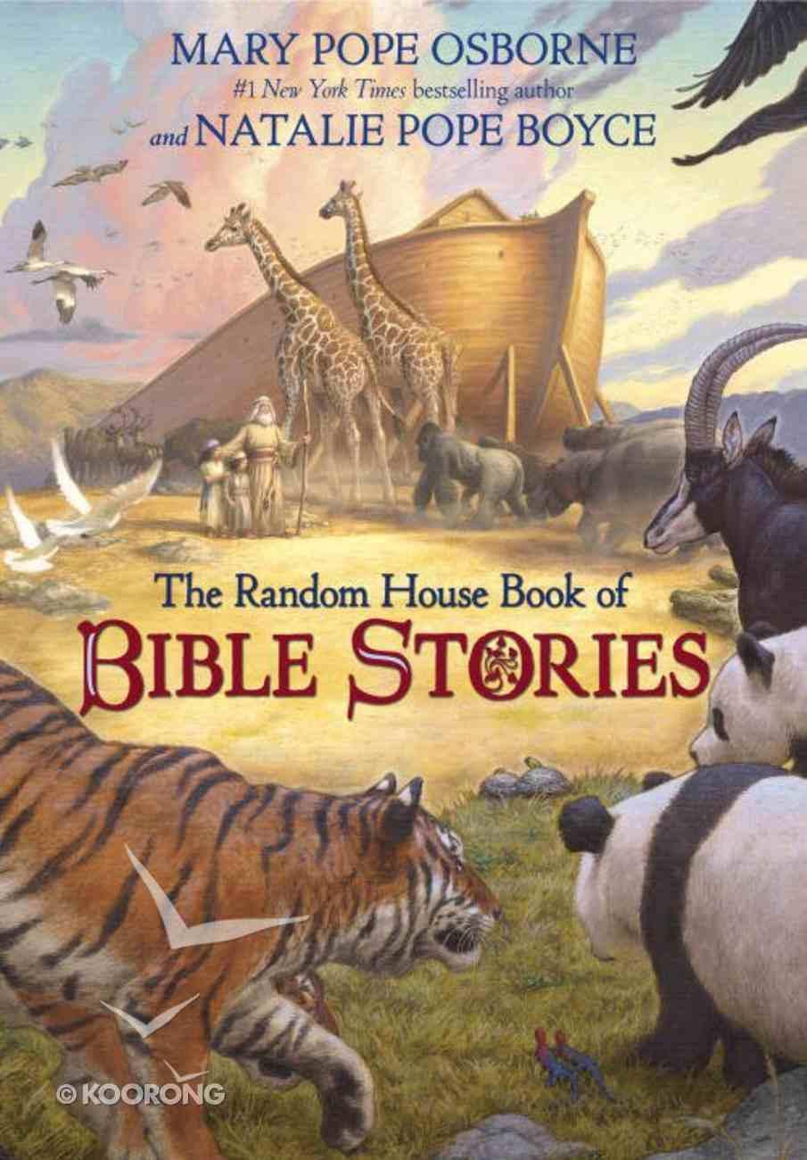 The Random House Book of Bible Stories Hardback
