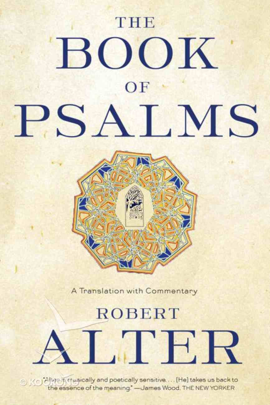 The Book of Psalms Paperback