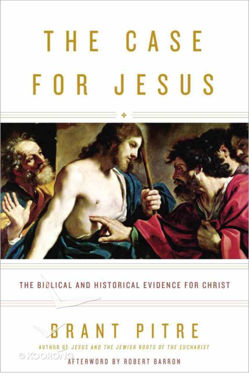 The Case For Jesus Hardback