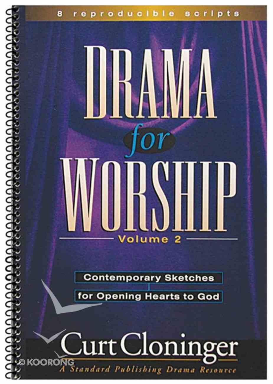 Drama For Worship (Vol 2) Paperback