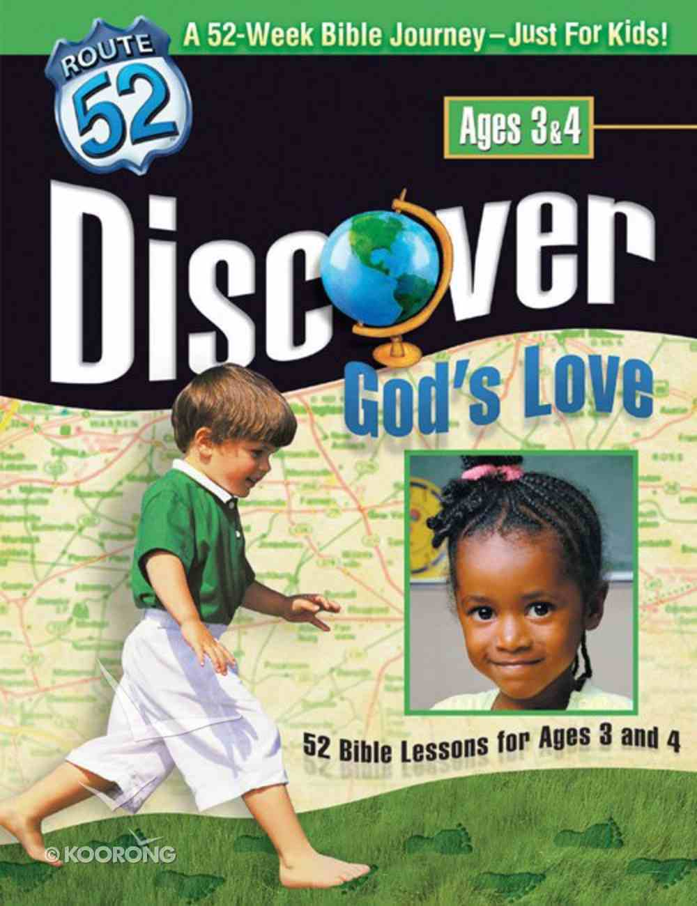 Route 52: Discover God's Love Paperback