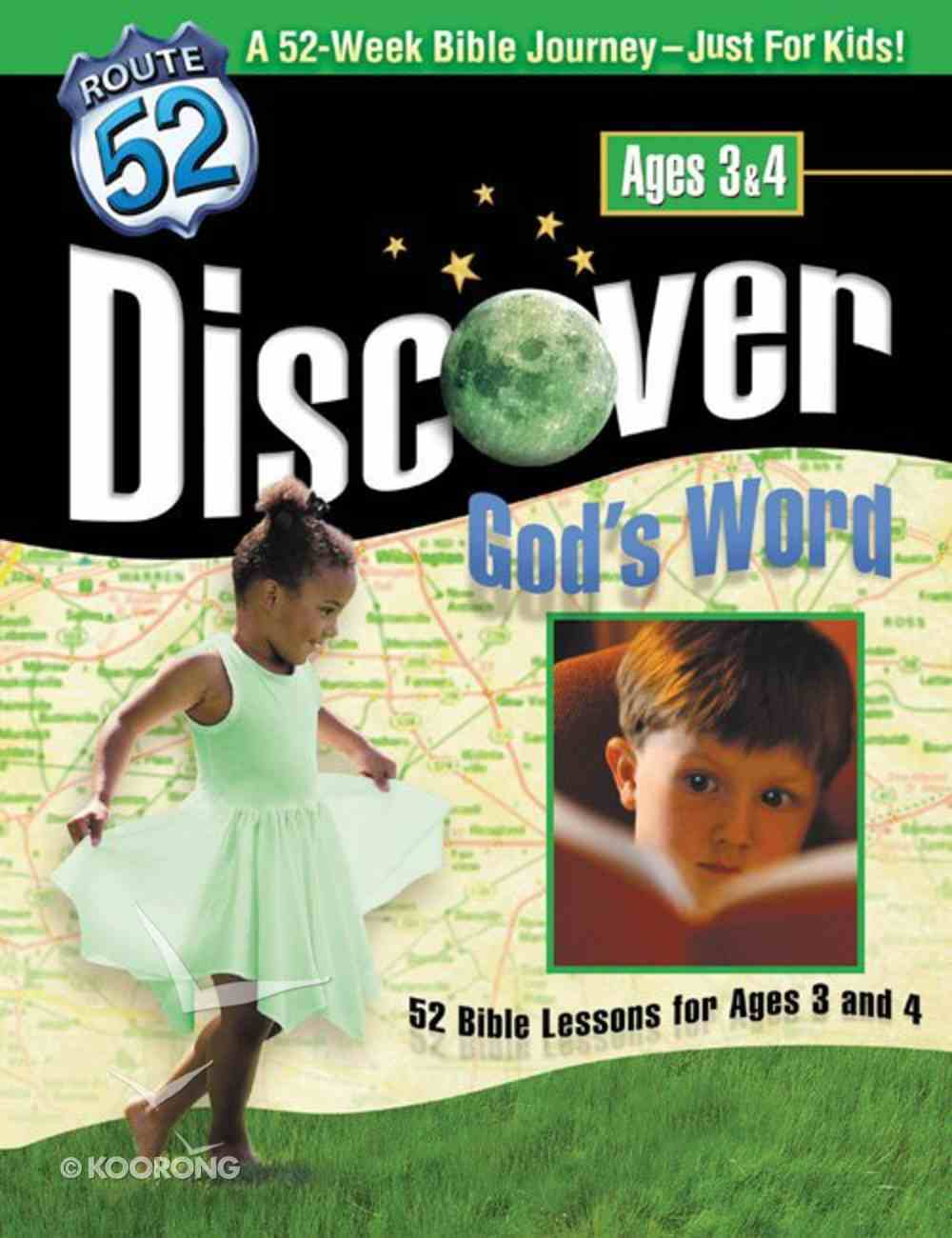 Route 52: Discover God's Word Paperback