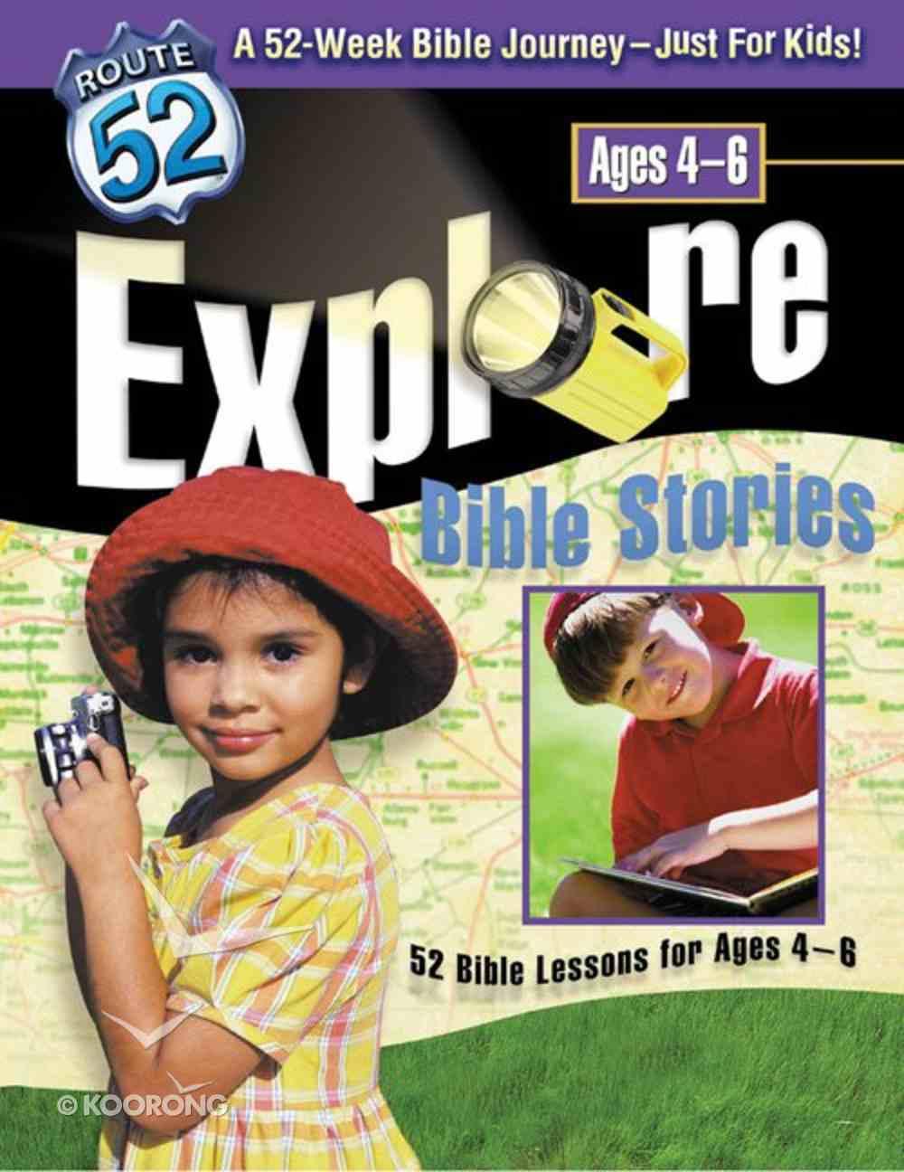 Route 52: Explore Bible Stories Paperback