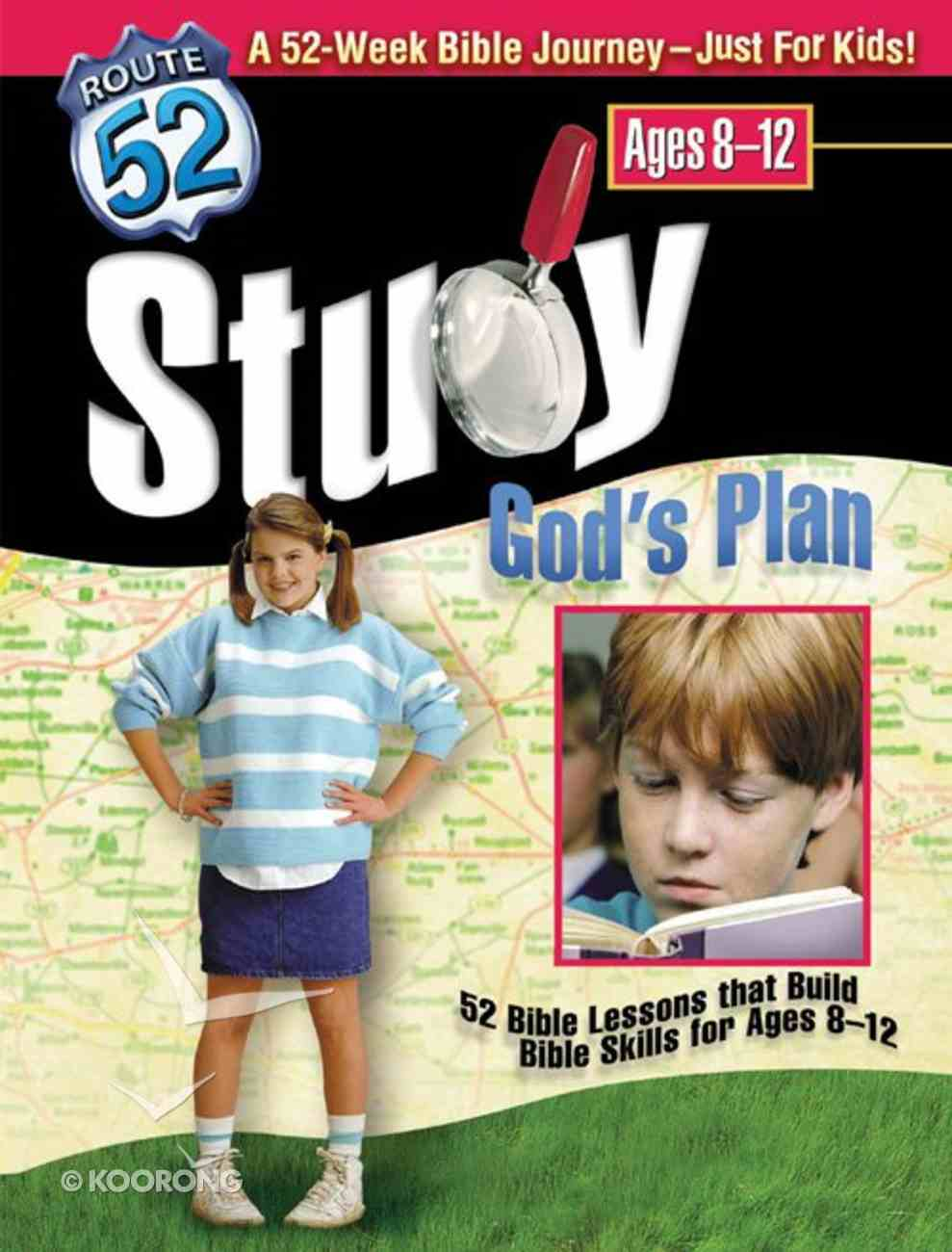 Route 52: Study God's Plan Paperback
