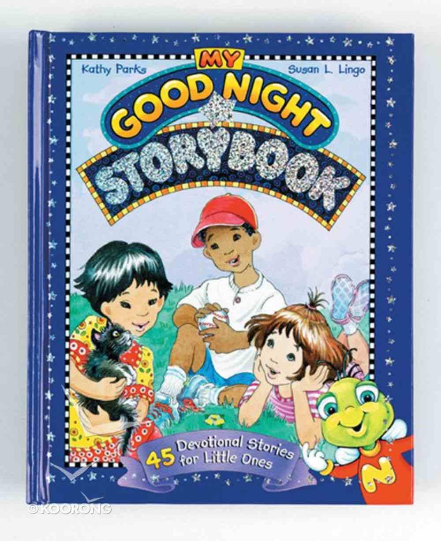 My Good Night Storybook (My Good Night Collection) Hardback