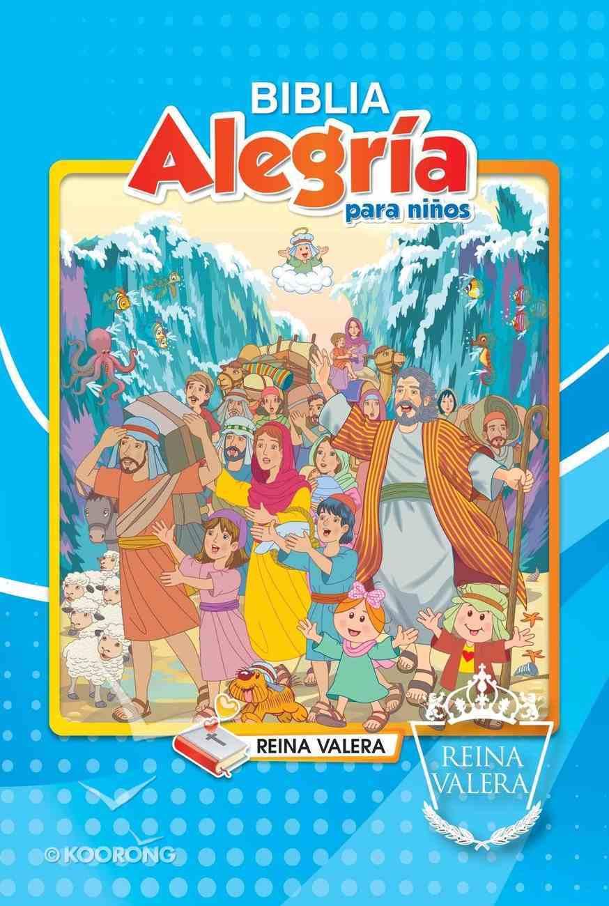 Reina Valera Children's Joy Bible Boy's Hardback