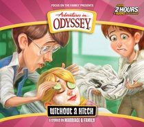 Album Image for Without a Hitch (#61 in Adventures In Odyssey Audio Series) - DISC 1