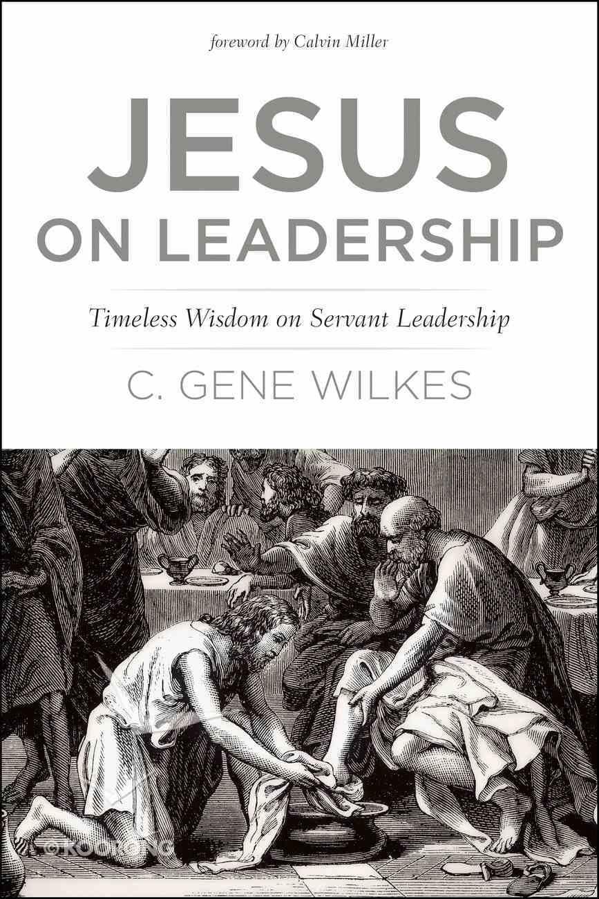 Jesus on Leadership Paperback