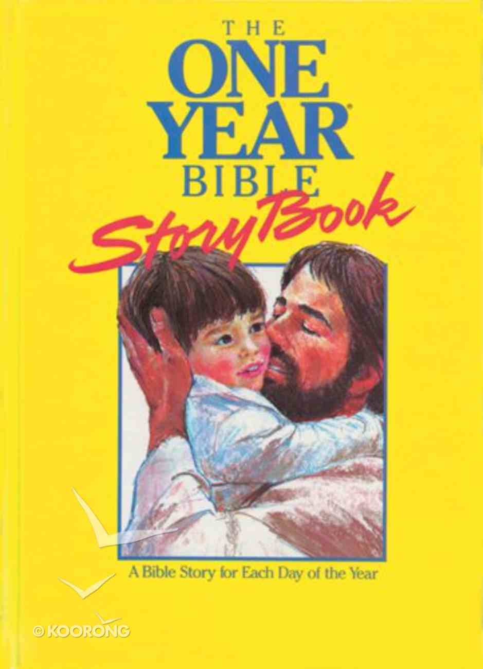 The One Year Bible Story Book Hardback