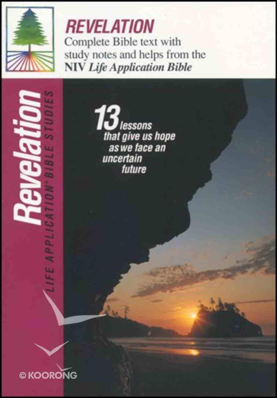 Revelation (Life Application Bible Study Series) Paperback