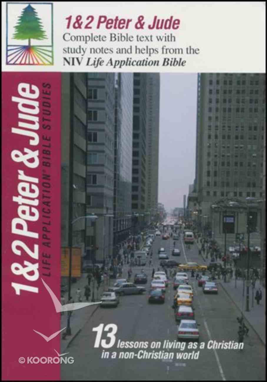 Labs NIV 1&2 Peter & Jude (Life Application Bible Study Series) Paperback
