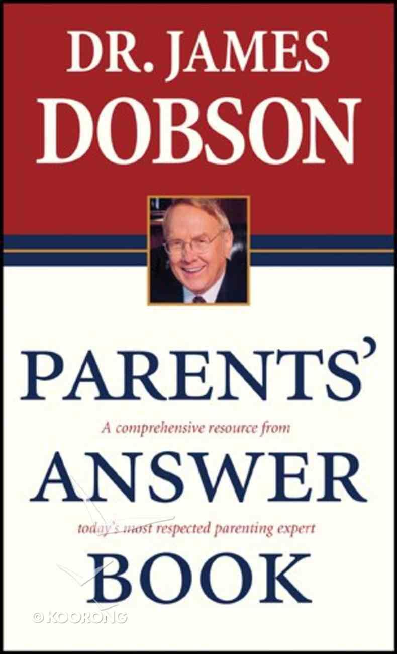 Parents' Answer Book Mass Market