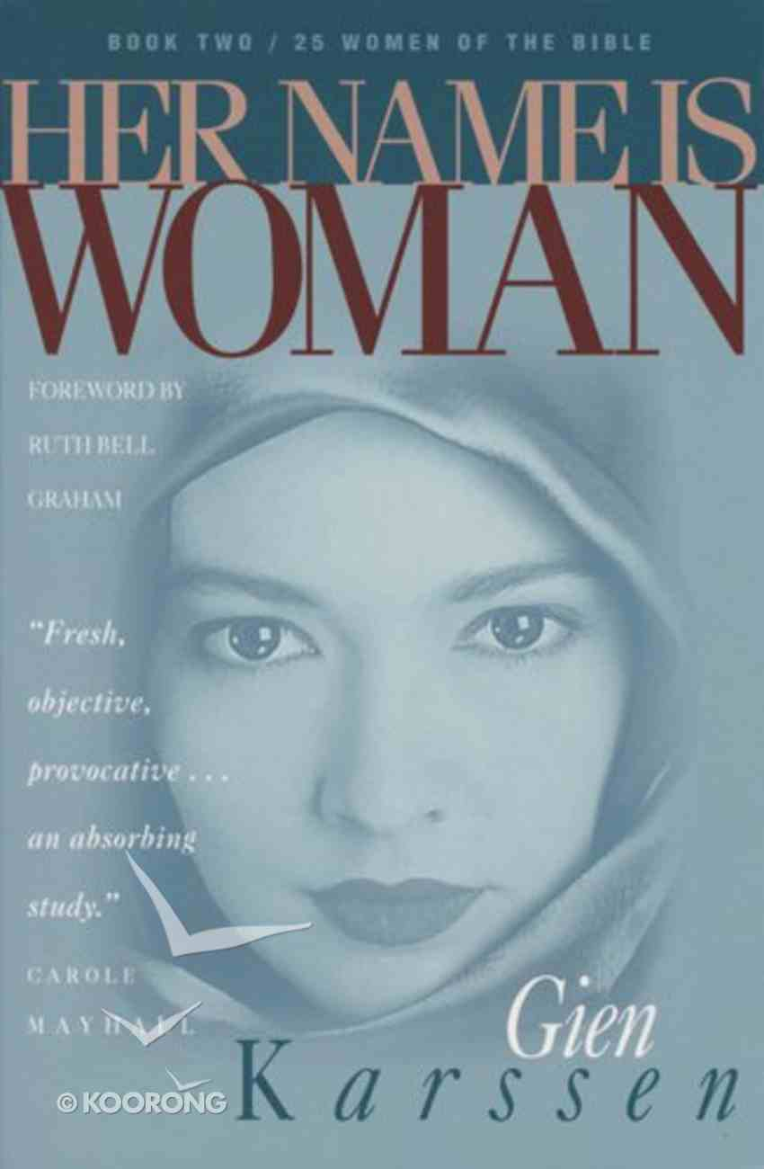 Her Name is Woman, Book 2 Paperback