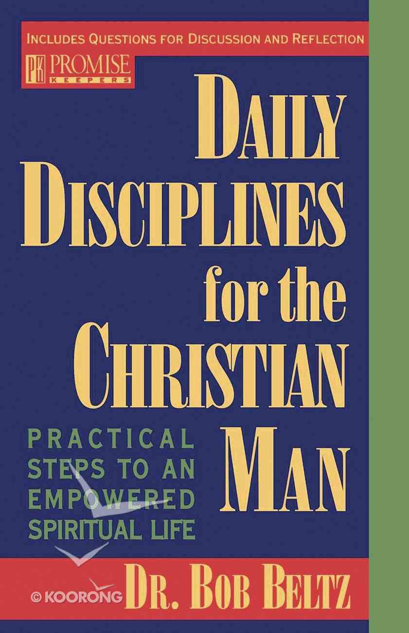Daily Disciplines For the Christian Man Paperback