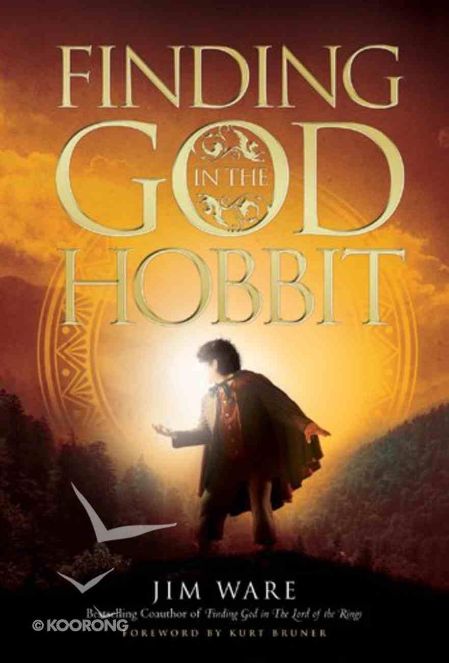 Finding God in the Hobbit Hardback