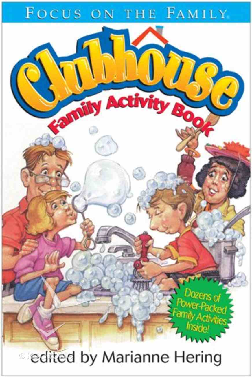 Clubhouse: Family Activity Book Paperback