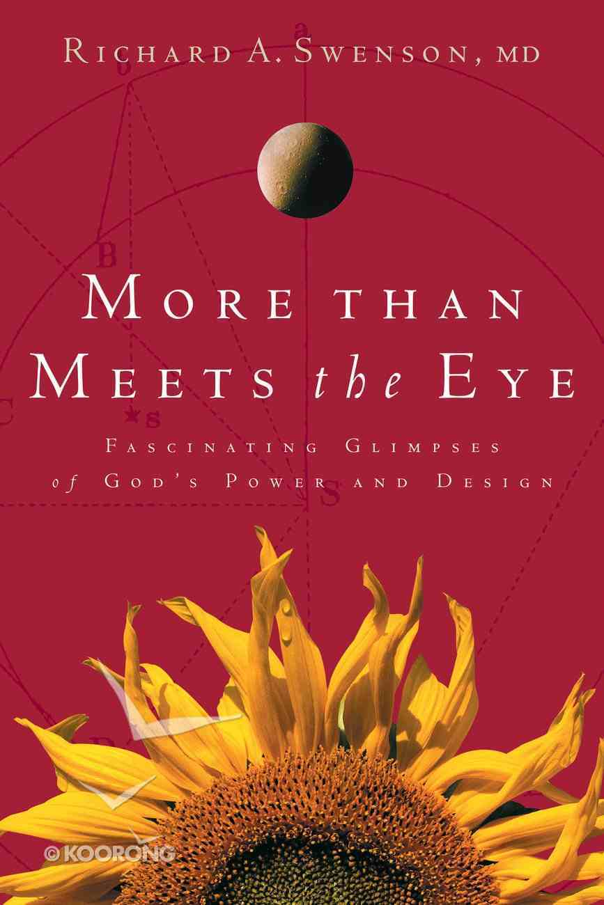 More Than Meets the Eye Paperback