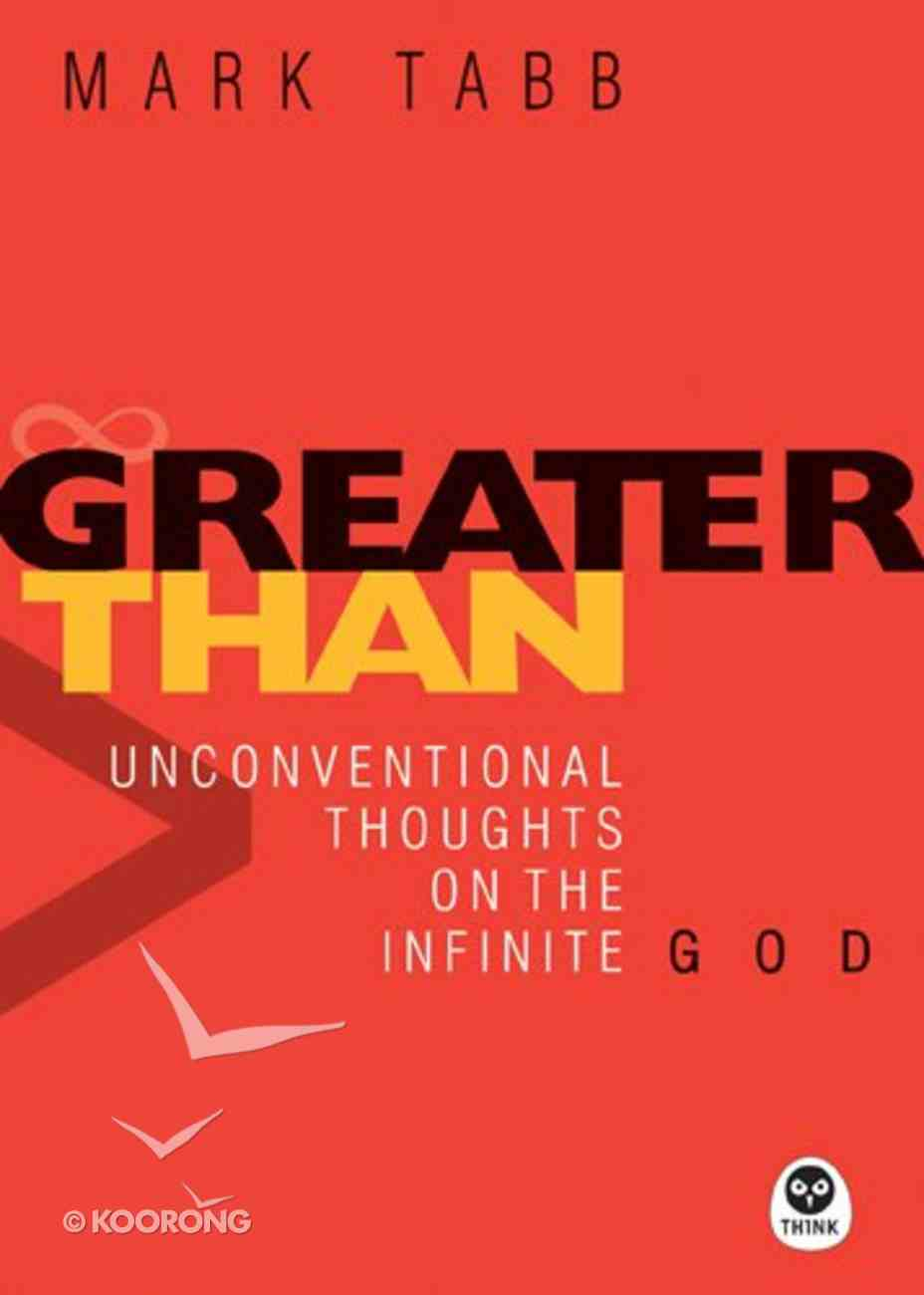 Greater Than Paperback