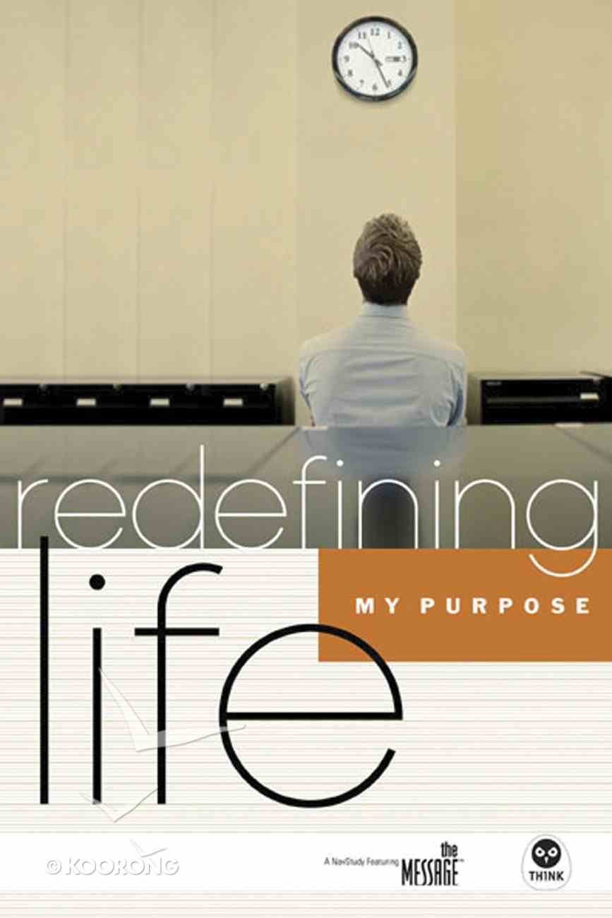 My Purpose (Redefining Life Studies Series) Paperback