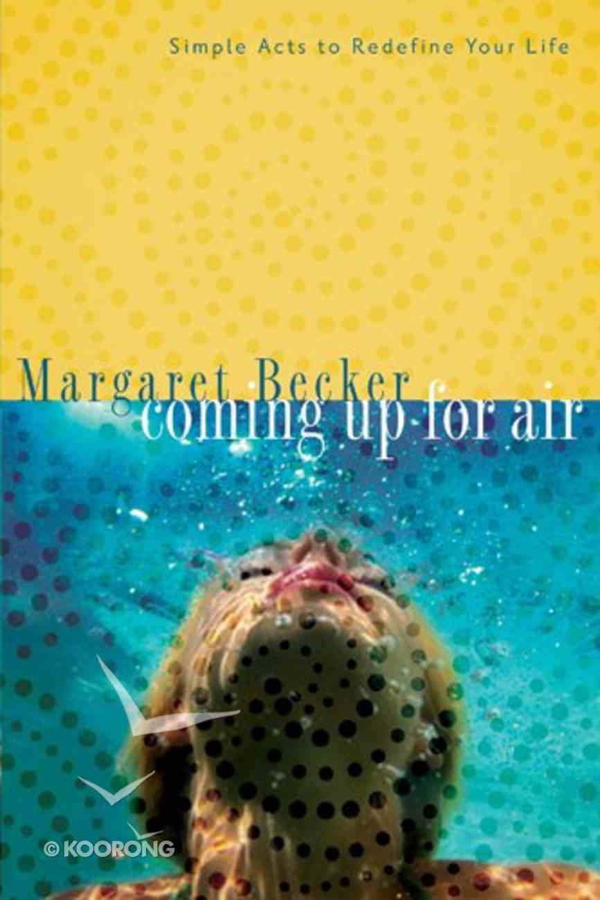 Coming Up For Air Paperback