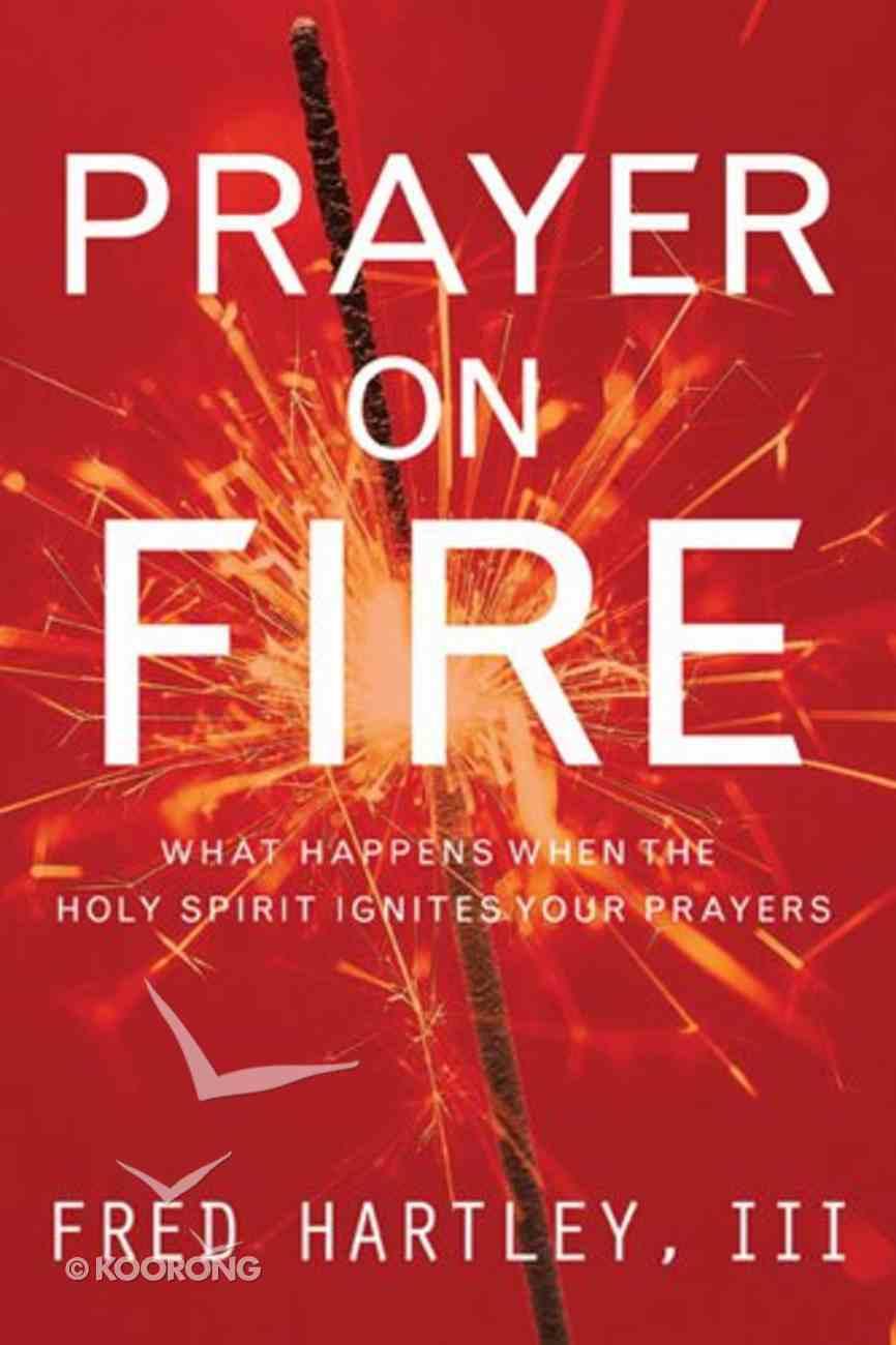 Prayer on Fire Paperback