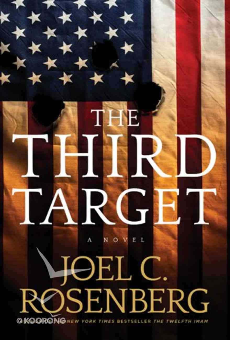 The Third Target (#01 in J B Collins Series) Hardback