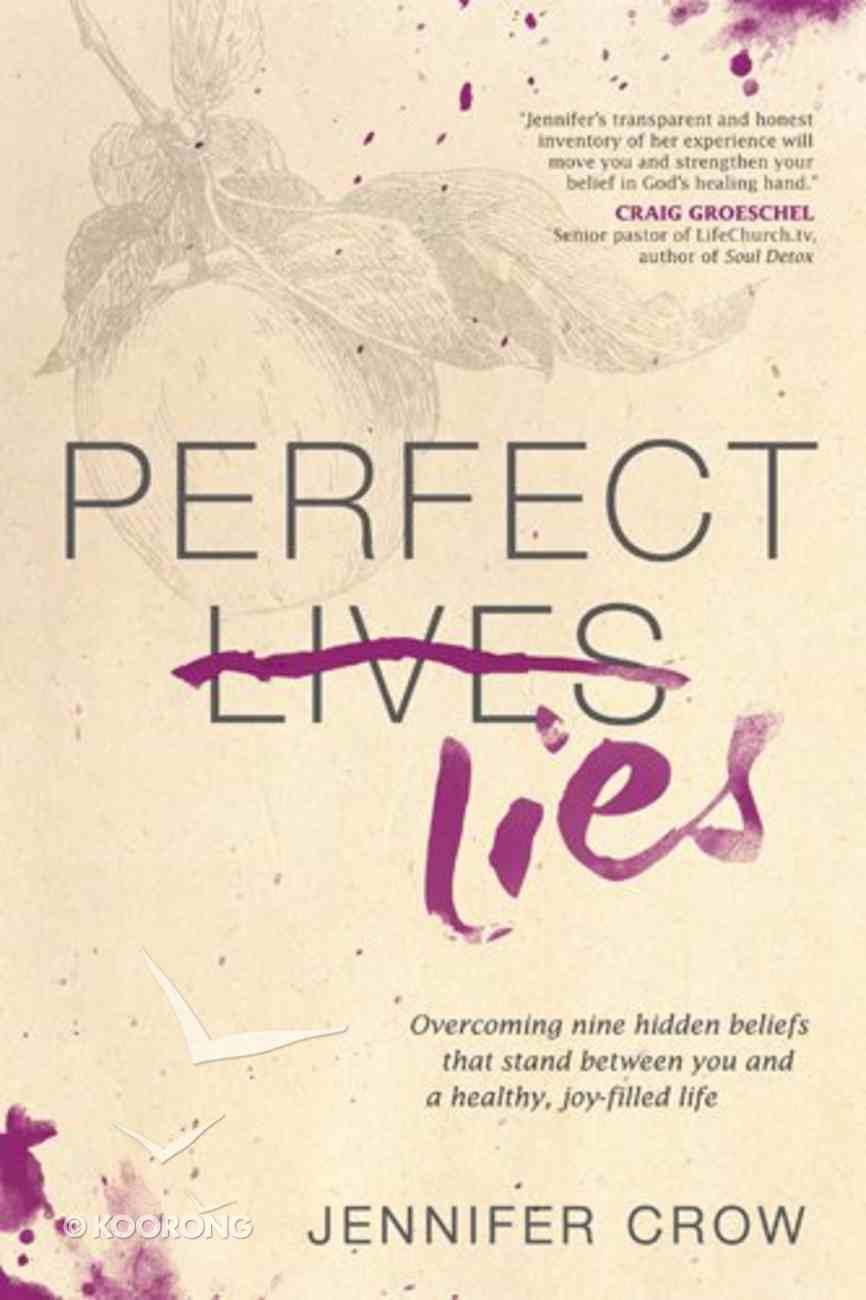 Perfect Lies Paperback