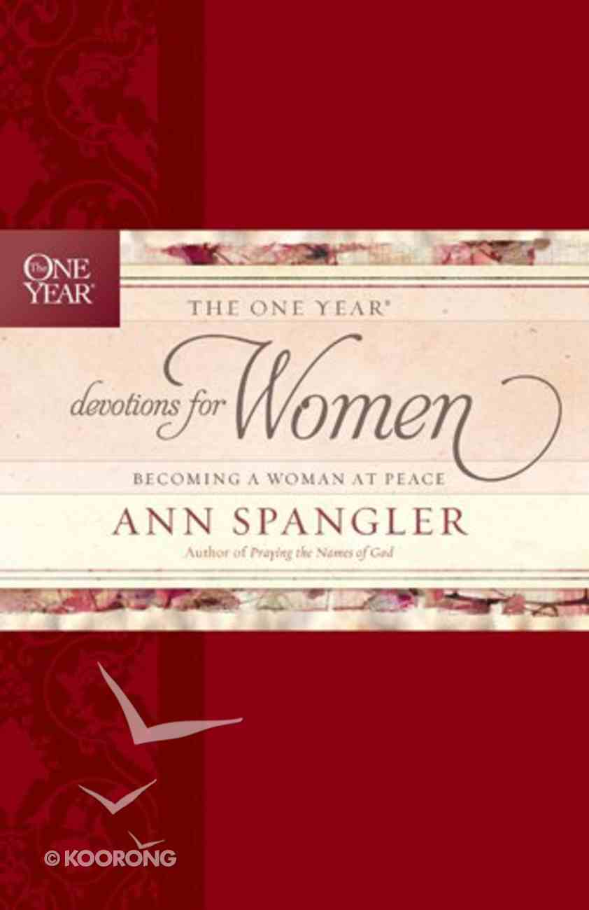The One Year Devotions For Women Imitation Leather