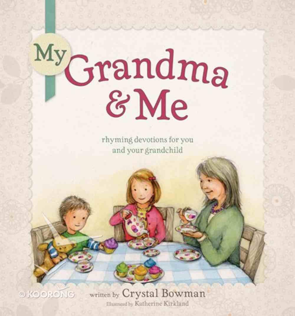 My Grandma and Me Hardback