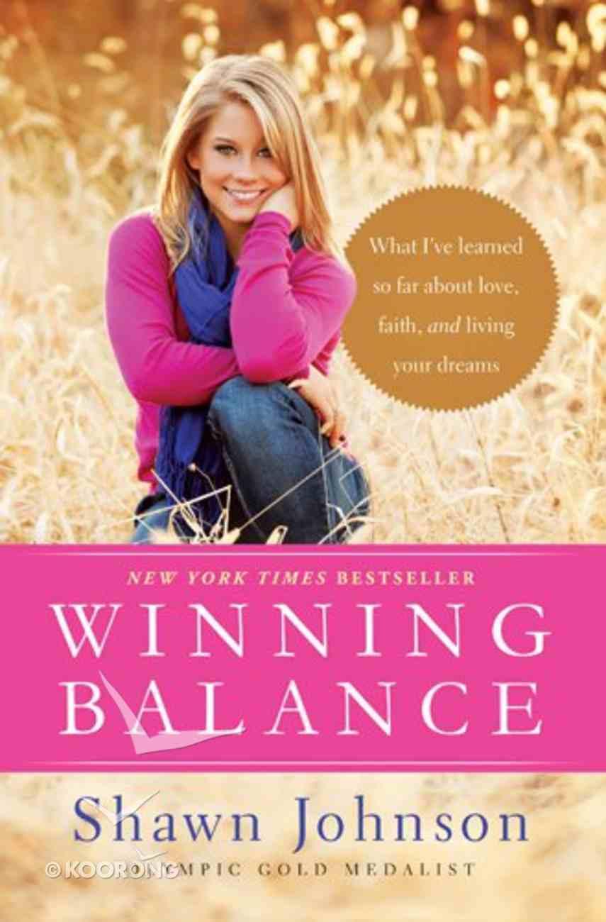 Winning Balance Hardback