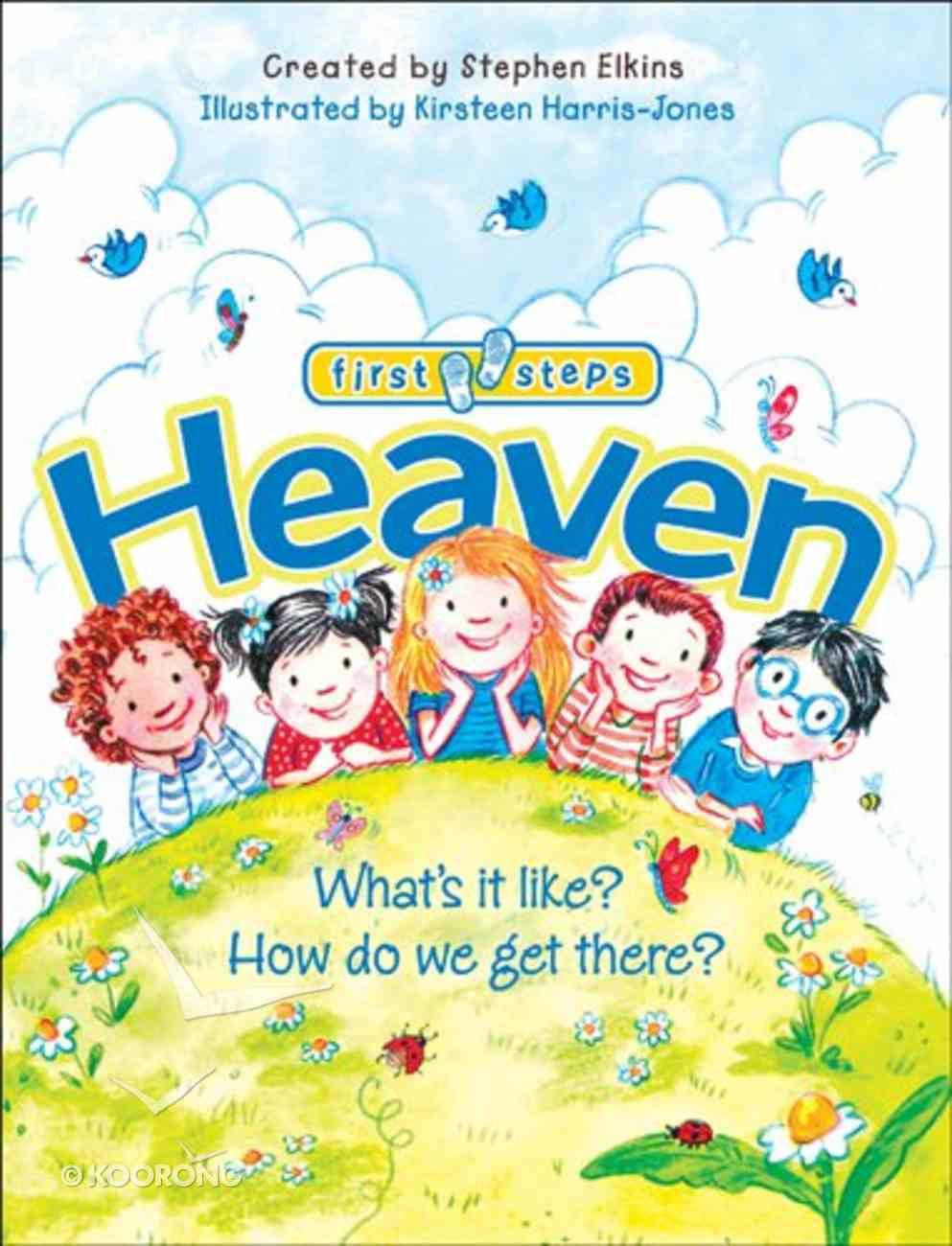 Heaven (First Steps Series) Hardback