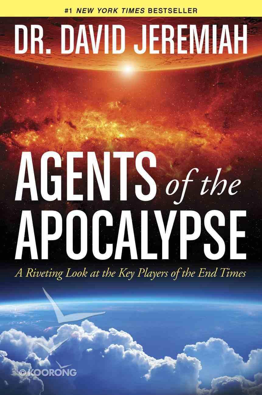 Agents of the Apocalypse Hardback