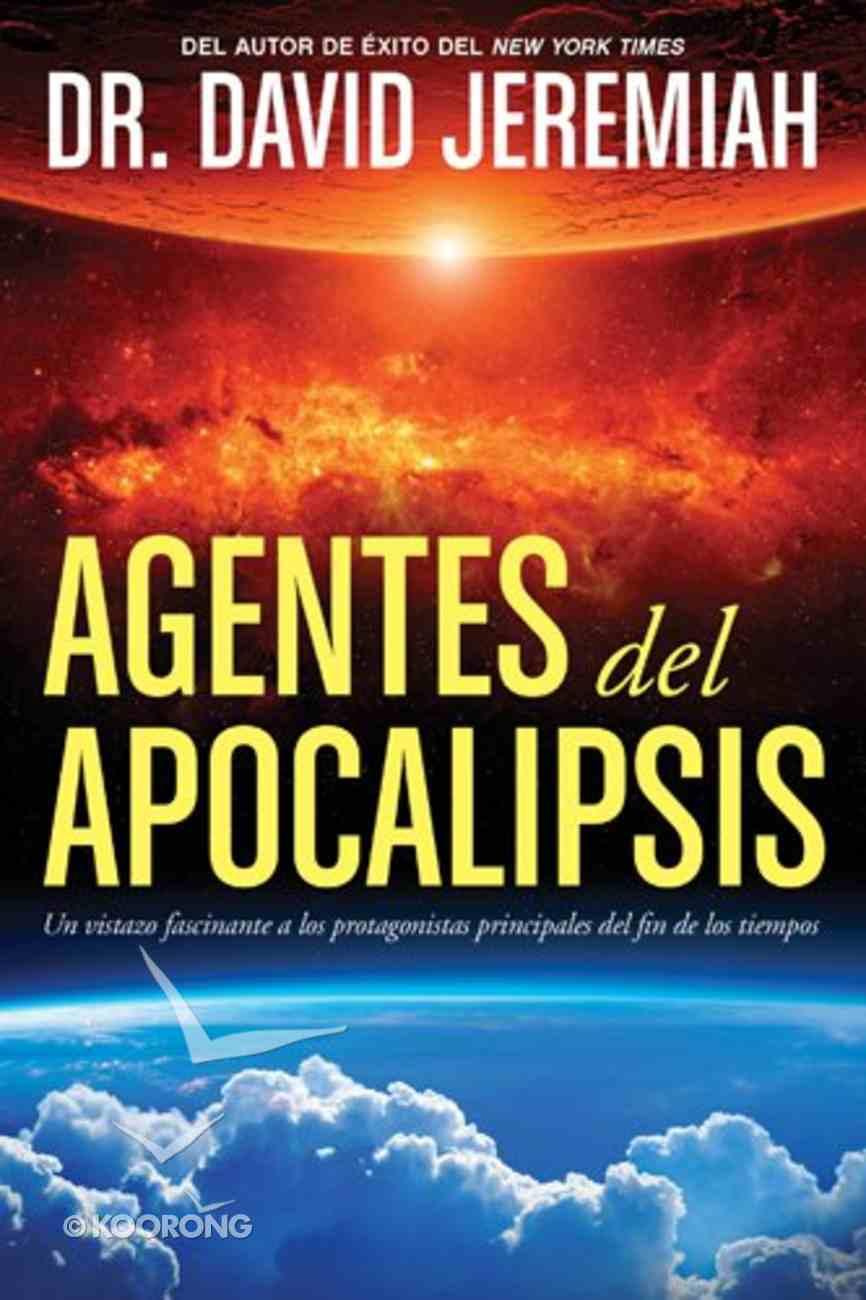 Agentes Del Apocalipsis (Agents Of The Apocalypse) Paperback