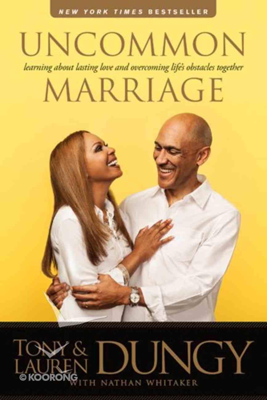 Uncommon Marriage Paperback