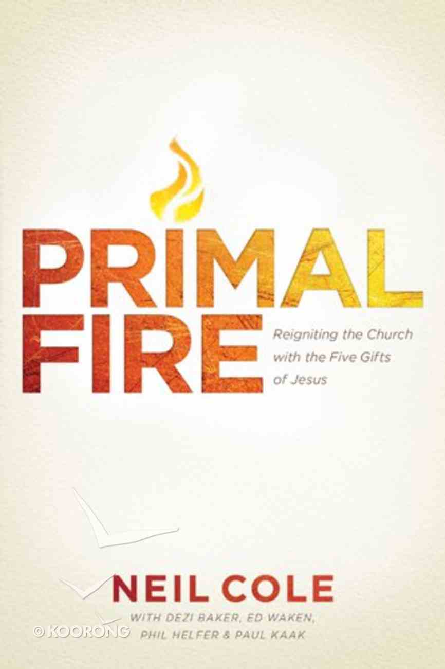 Primal Fire Paperback