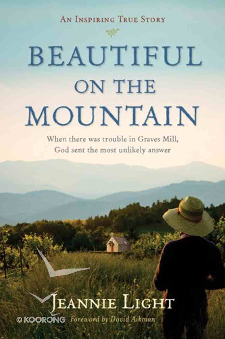 Beautiful on the Mountain Paperback