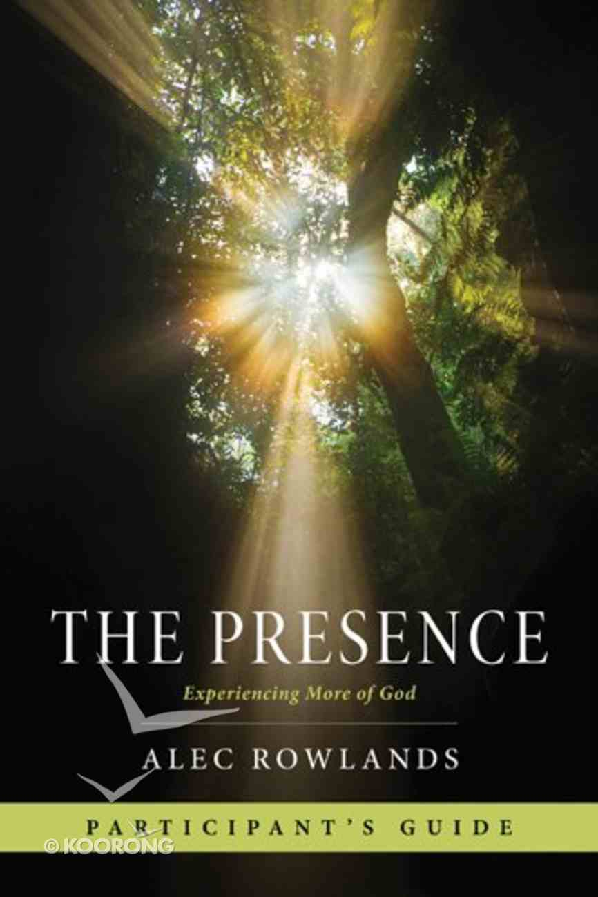 The Presence (Participant's Guide) Paperback