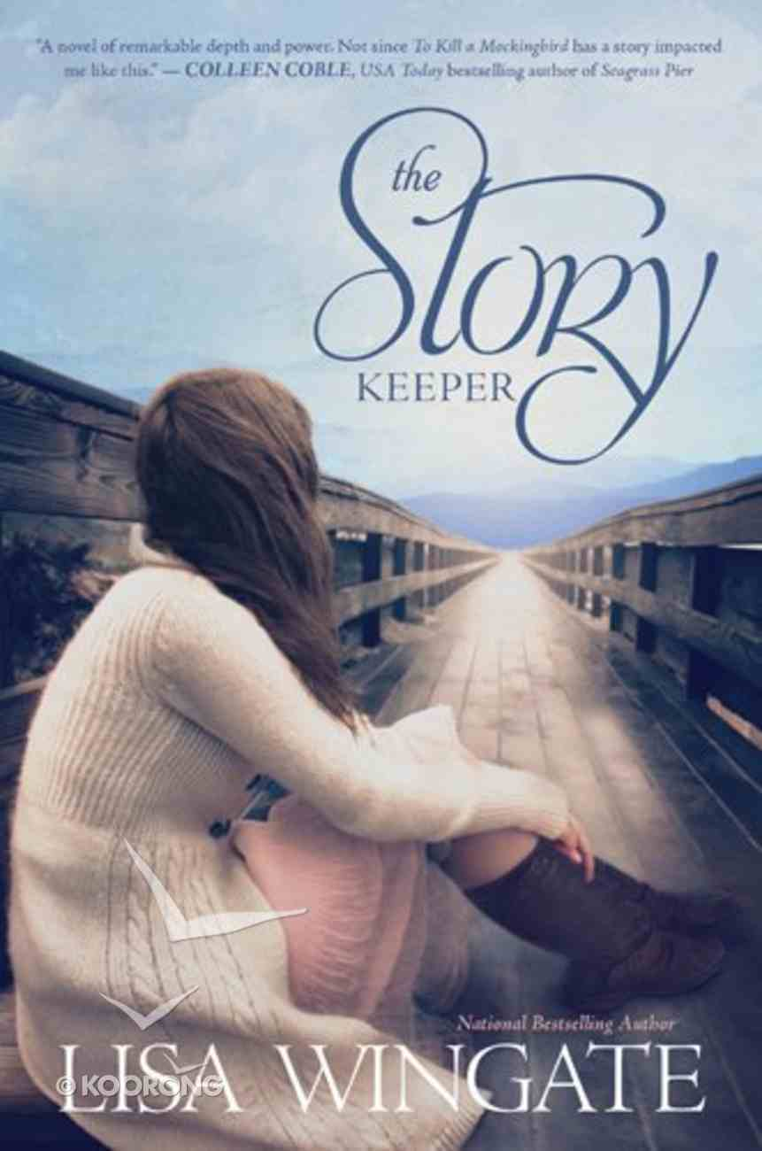 The Story Keeper (#02 in Carolina Heirlooms Collection) Hardback