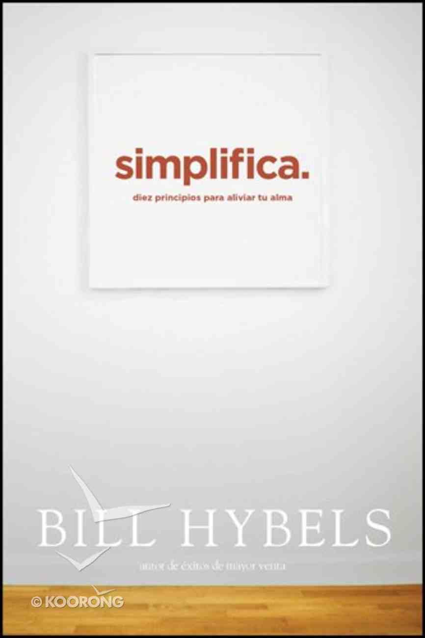 Simplifica (Simplify) Paperback